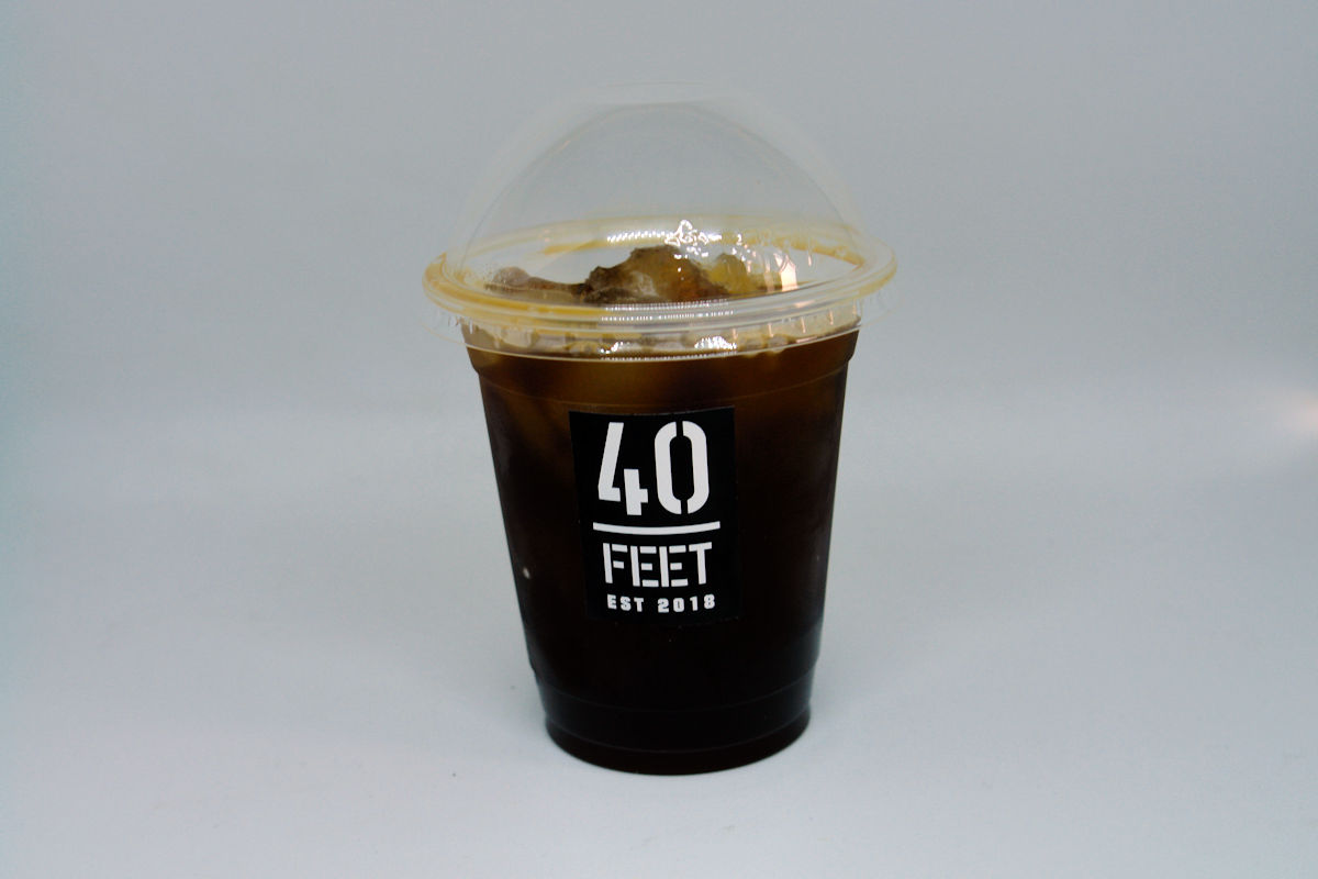 Iced Americano - 40 Feet Coffee