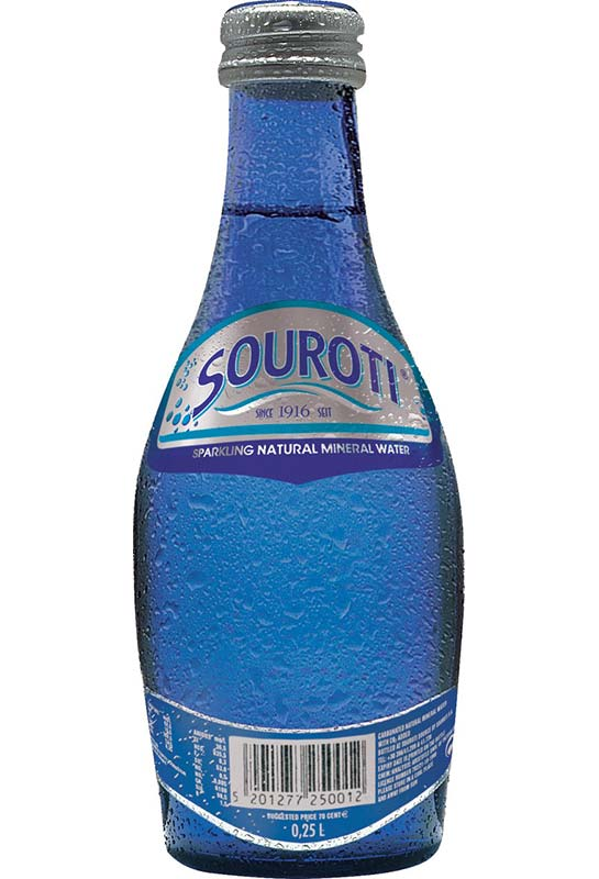 Souroti Sparking Mineral Water